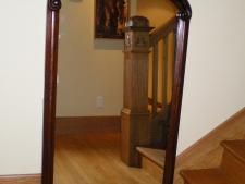 Restauration miroir