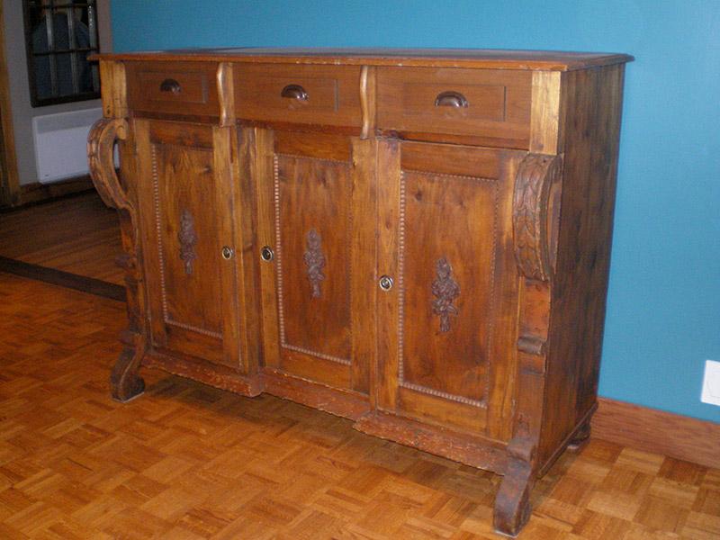 restauration de meubles sylvain coutu artisan. Black Bedroom Furniture Sets. Home Design Ideas